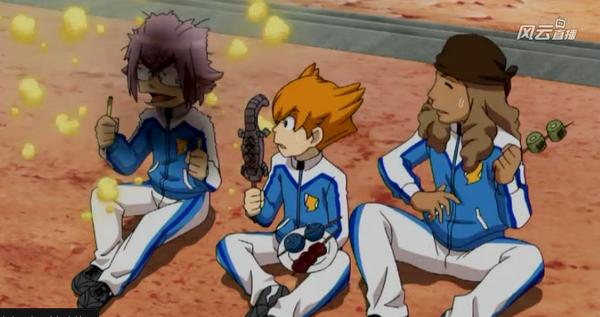 Manabe, Minaho et Kusaka