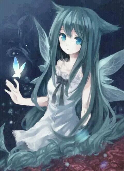 Fille manga - Image de manga fille ...