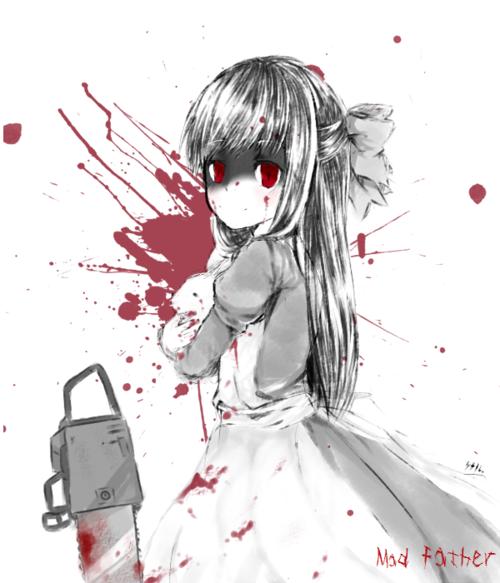 La Petite Fille Psychopathe